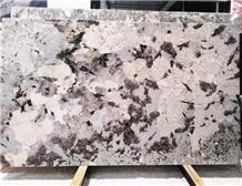 Granite Slabs Of Labrador Bianco White