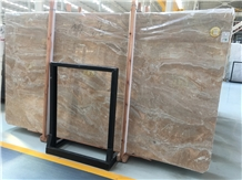 Italy Breccia Aurora Marble Slabs for Wall Tiles