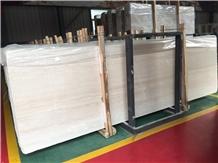 Modern Wood Grain Marble Slabs for Flooring Tiles