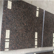 New Mahogany Granite Tiles for Wall Covering