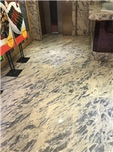 Polished China Forest Wood Marble Flooring Tiles