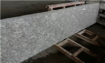 Polished Emerald White Granite Small Slabs