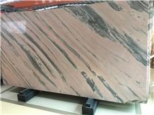Polished India Paloda Pink Red Marble Slabs