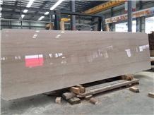 Polished Modern Croatia Wood Grain Marble Slabs