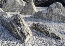 Matterhorn Garden Rock Stone