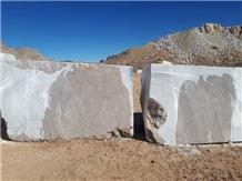 Grey Marble Quarry Blocks