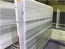 White Spider Marble, White Cloud Marble Slabs