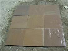 Autumn Brown Sandstone Paving Slabs & Tiles