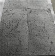 Silver Shine Slate Stone Ultra Thin Veneer