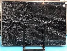 Chinese Supplier Snowflake Black Marble Slab Price