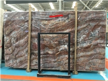 Polished Luxury Red Louis Agate Marble Slabs Price