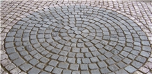 Mendiger Basalt Tumbled Cobbles,Urban Pavement