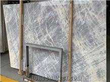 Grey Agate Cross Cut Marble Slabs