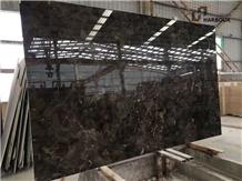China Emperador Dark Marble Slabs