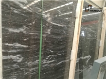 New Grey Marble Midnight Galaxy Gray Marble