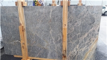 Cadirkaya Silver Grey Marble Slabs