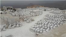 Samina Beige Marble Blocks