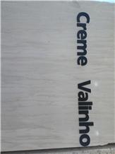 Creme Valinho-Creme Regina Limestone Blocks