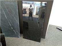 Markina Olaspe-Nero Marquina Marble Slabs