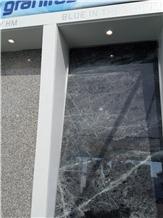 Blue in the Storm Granite Slabs, Tiles