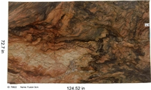 Fusion Fire Quartzite 3cm Slabs