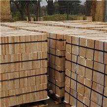 Pietra Carparo Rosso Facade Wall Coating Tiles