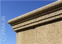 Pietra Solare Wall Parapets