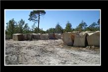 Arenisca Juanes Sandstone Blocks