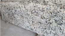 Alaska Azul White Granite Slabs