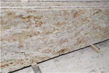 Arylide Gold Granite Slabs