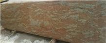 Rose Wood Granite Slabs