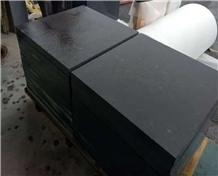 Black Basalt New G684 Flamed Tiles