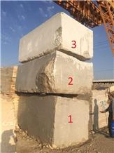 Persian Marine Grey Marble Blocks
