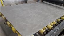 Grey Limestone Slabs, Morocco Azul Valverde Slabs