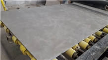 Morocco Grey Limestone Slab, Azul Valverde