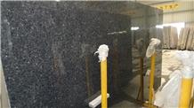 Angola Black Granite Kitchen Countertops