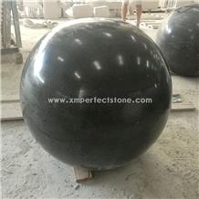 Hot Sell Round Granite Parking Stone Bollard