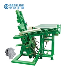 Graity Feeding Stone Brick Splitting Machine