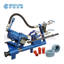 Pneumatic Integral Drill Rod Grinding Machine