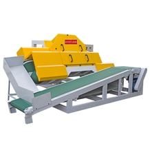 Thin Stone Veneer Cutting Machine with Belt