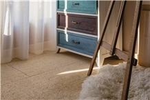 Albamiel Spanish Sandstone Interior Floor