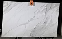 Calacatta Borghini Top, Italian Marble Slabs
