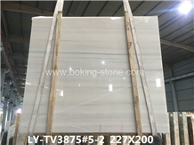 Athens White Pure White Onyx Slabs Grey Veins