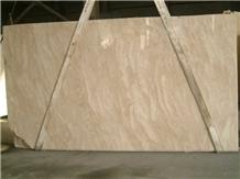 Oriental Cream Marble Slabs, Oman Beige Marble Floor and Wall Tiles