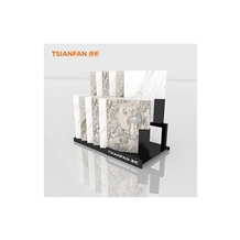 Marble and Granite Stone Countertop Display Stand