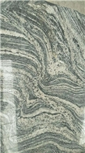 Cheapest China Juparana White Granite Tile