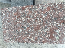New G664 Red Granite, Own Quarry- 5 Years