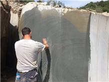 Agrinio Grey Sandstone-Titanium Grey Sandstone Blocks