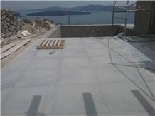 Agrinio Grey Titanium Grey Sandstone Tiles