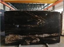 Brasil Titanium Black Granite